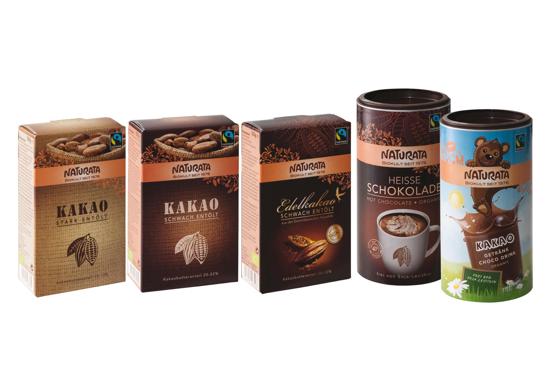 Kakao Haltbarkeit