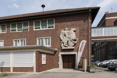 NATURATA Firmengebäude in Marbach am Necka