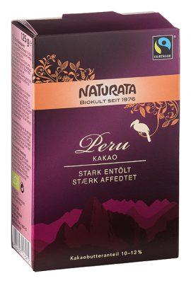 Peru Kakao von Naturata